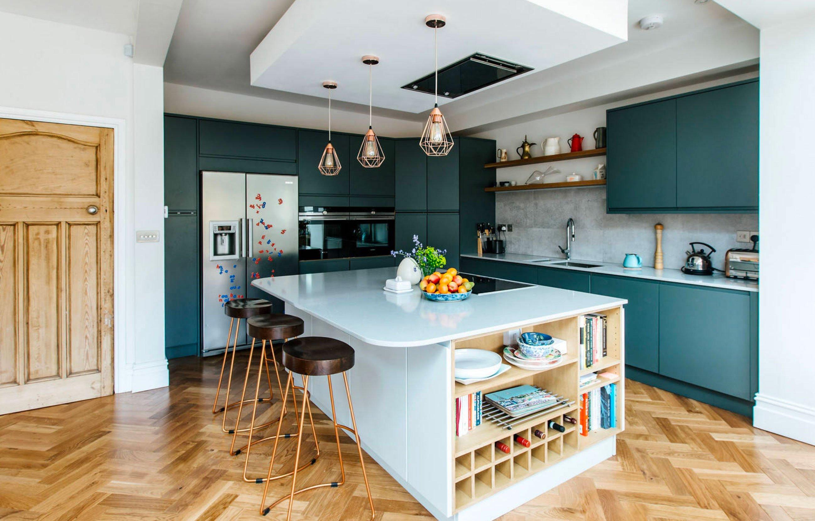 Brilliant Kitchen Island Storage Ideas