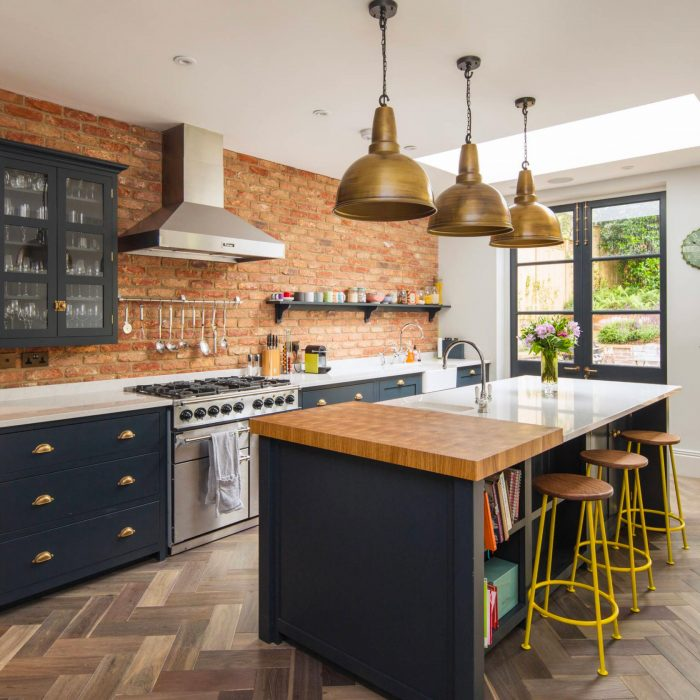 Mix and Match Kitchen Worktop Materials