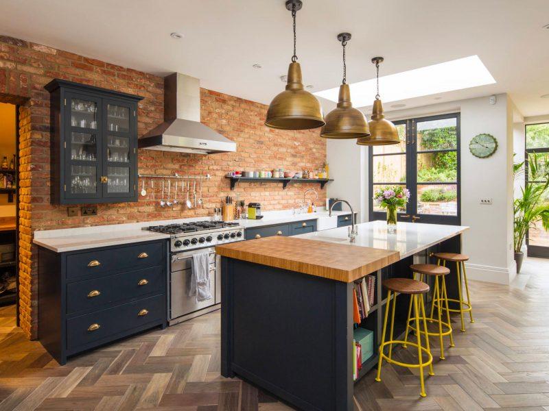Mix and Match Kitchen Worktop Materials